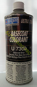 Sherwin Williams U7300 Ultra 7000 Basecoat Colorant Basecoat Drier
