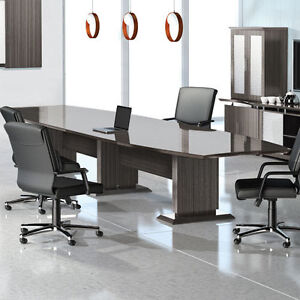 8 16 Modern Conference Room Table And Chairs Set Boardroom With 10 12 14 Foot