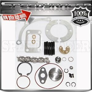Turbo Repair Rebuild Rebuilt Kit For Gt30 Gt3076 Internal Wastegate Turbocharger