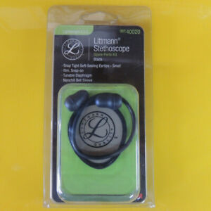 40020 3m Littmann Stethoscope Spare Parts Kit Lightweight Ii S e Black
