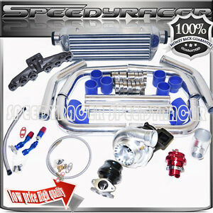 For 93 98 Toyota Lexus 3 0 Dohc 2jz Gte Gt35 Cast Manifold Turbo Kit