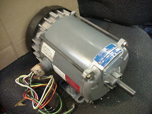 New Marathon Hazardous Location 1 3hp 56c17g5315 1800rpm 1phase Ac Motor