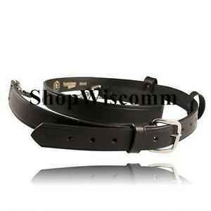 Boston Leather 6543 1 Firefighters Radio Strap