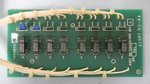Thermco 124450 001 Rev A Pcb Assembly Working When Removed