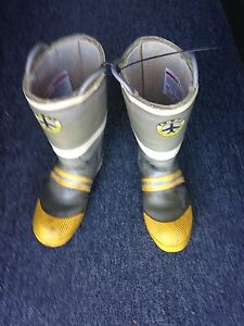 Aircraft Rescue Fire Fighter Dept Boots Arff Firefighter Turn Out Gear Fireman