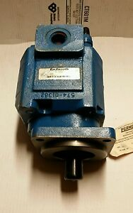 New Permco A5634 Hydraulic Pump 37gpm Directional Mounted Cc Rotation Galbreath