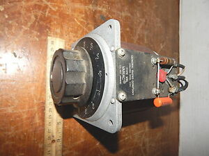 General Radio W8l Variac Transformer Genrad