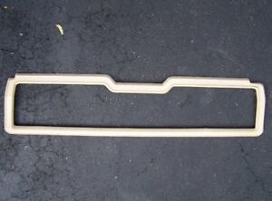 1968 Ford Torino Squire Woody Wagon Tailgate Trim