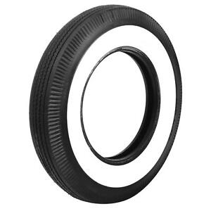 Set Of 4 Coker Classic Bias Ply Tire 6 00 16 Bias Ply 3 0 In Whitewall 6550