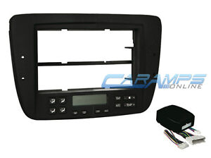 Car Stereo Radio Dash Kit W Wiring Harness For Digital Air Climate Controls