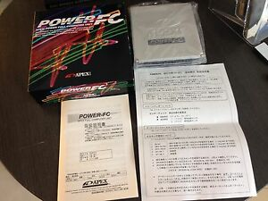 Apexi Power Fc Toyota Mr2 Sw20 Early Model Ap Engineering 91 93