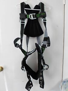 Miller Revolution Harness With Dualtech Webbing Front D ring Rdtfd tb dp ubk