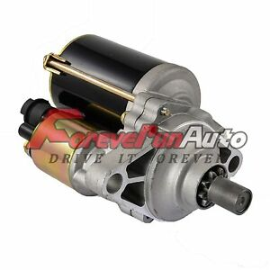 New Starter For Honda Accord 1998 2007 Odyssey Pilot Acura Cl Mdx Tl 17728