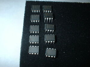 10pcs Max4429cpa Max4429 Driver Mosfet Sngl 6a Integrated Circuit Ic Box 98