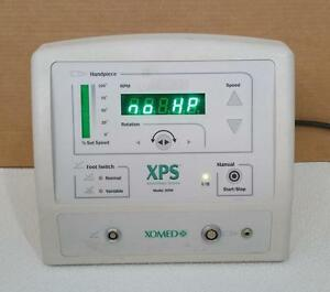 Xomed Xps 2000 Microsector Console