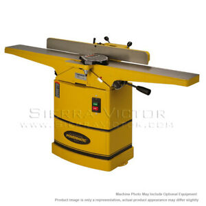 Powermatic 54a Jointer With Quick set Knives 1791279dxk