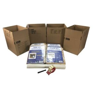 Kitchen Moving Box Kit 1 Moving Boxes Moving Packing Supplies