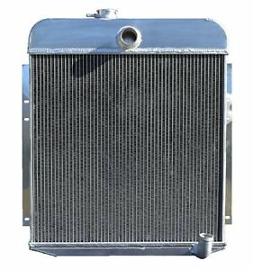 Champion Cooling 3 Row All Aluminum Replacement Radiator Cc4950 Plymouth Deluxe