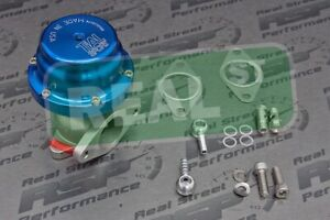 Blue Tial 38mm 8 7psi Wastegate Real Authentic F38 Real With Fittings Waste Gate