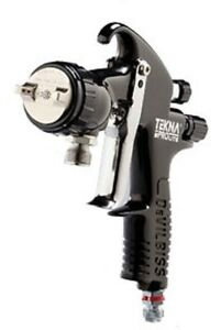 Tekna By Devilbiss 703624 Prolite Pressure Feed Spray Gun 1 0 1 4mm Gerson