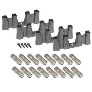 Summit Racing Gm Ls Lifters Lifter Guide Kit 4 8 5 3 5 7 6 2 Ls2