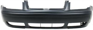 Primed Front Bumper Cover Replacement For 1999 2005 Volkswagen Jetta