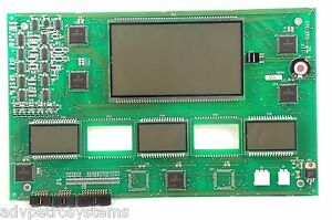 Dresser Wayne 887118 003 r03 Igem 3 Product Main Lcd Display Bd Remanufactured