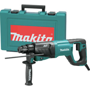 Makita 1 Avt Sds plus D handle Rotary Hammer Hr2641 r Certified Refurbished