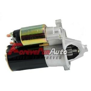 High Torque Starter For Ford 5 0l 302 5 8l 351 W At Trans 5 Speed Mustang 3205