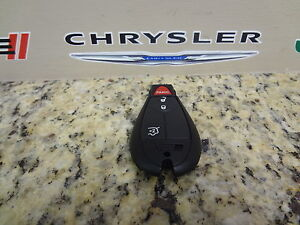 08 10 Jeep Grand Cherokee New Key Fob Remote Keyless Entry Mopar Factory Oem