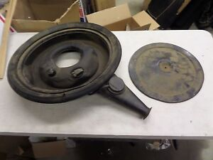 Rare 71 72 Chevelle Ss 396 454 Auto 4 Sp El Camino Cowl Induction Air Cleaner