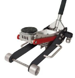 Sunex 6602asj 2ton Capacity Aluminum Service Jack With Rapid Rise Feature