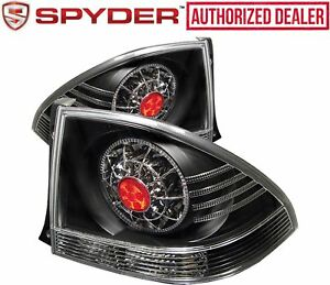 Spyder Auto Led Tail Lights Fits 01 05 Is300 5005809
