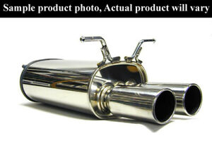 Hks Sport Exhaust Muffler For Civic Mugen Si 2007 2008 32008 Bh002
