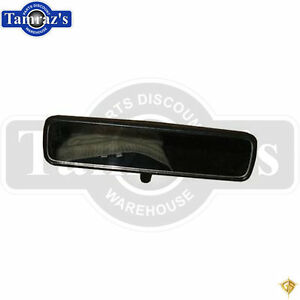 1967 Ford Mustang Inside Rear View Mirror Day Night Lever Black Back