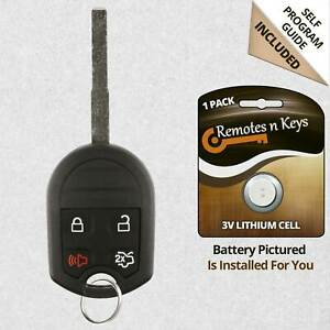 New Replacement Keyless Entry Remote High Security Car Key Fob For 5922964