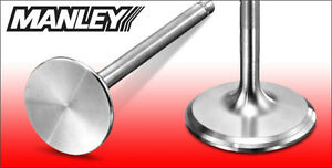 Manley Sbc Exhaust Valves Small Block Chevrolet 1 600 10649 8 Set Of 8