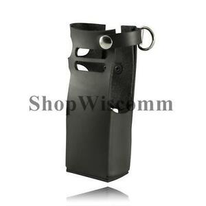 Boston Leather 5612rc 1 Firefighter s Radio Holder Apx 7000 Xe