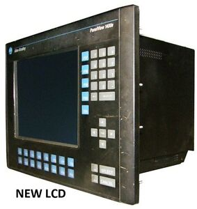 Genuine Monitech Lcd Upgrade For Panelview 1400e Complete Kit Fully Enclosed