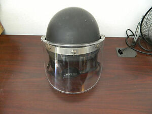 Super Seer Police Motorcycle Riot Helmet Medium 51610 26 600