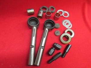 New 1932 34 Ford Spindle Bolt King Pin Set B 3111