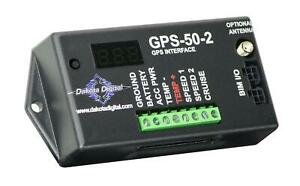 Dakota Digital Gps 50 2 Speedometer Gps Interface Module Each