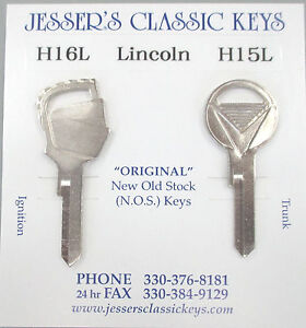 Vintage 1957 Lincoln Nos Knights Helmet Nickel 57 Keys Premier Mark Ii Capri