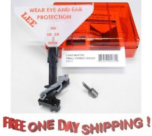 90075 Lee SMALL Primer Feeder with UPDATED Primer Folding Tray for Load Master $23.32