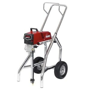 Titan 640 Impact High Rider Airless Paint Sprayer 805004 805 004