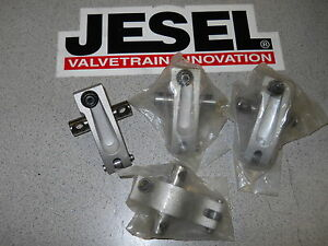 New Jesel Ford C3 Cylinder Heads Rocker Arms Ddrl 1 90 Ratio