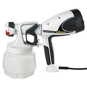 Wagner Paint Ready Multi purpose Handheld Hvlp Paint Sprayer 0529002