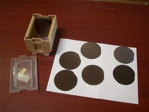 Boat Of Qty 11 Pca Silicon 4 Wafers
