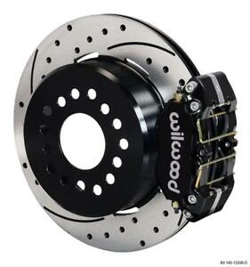 Wilwood Disc Brakes 140 13206 D Kit Rear Disc Drum Dp Db Small Ford 2 50