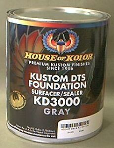 Gallon Kd3000 Dts Foundation Primer Gray House Of Kolor Shimrin 2